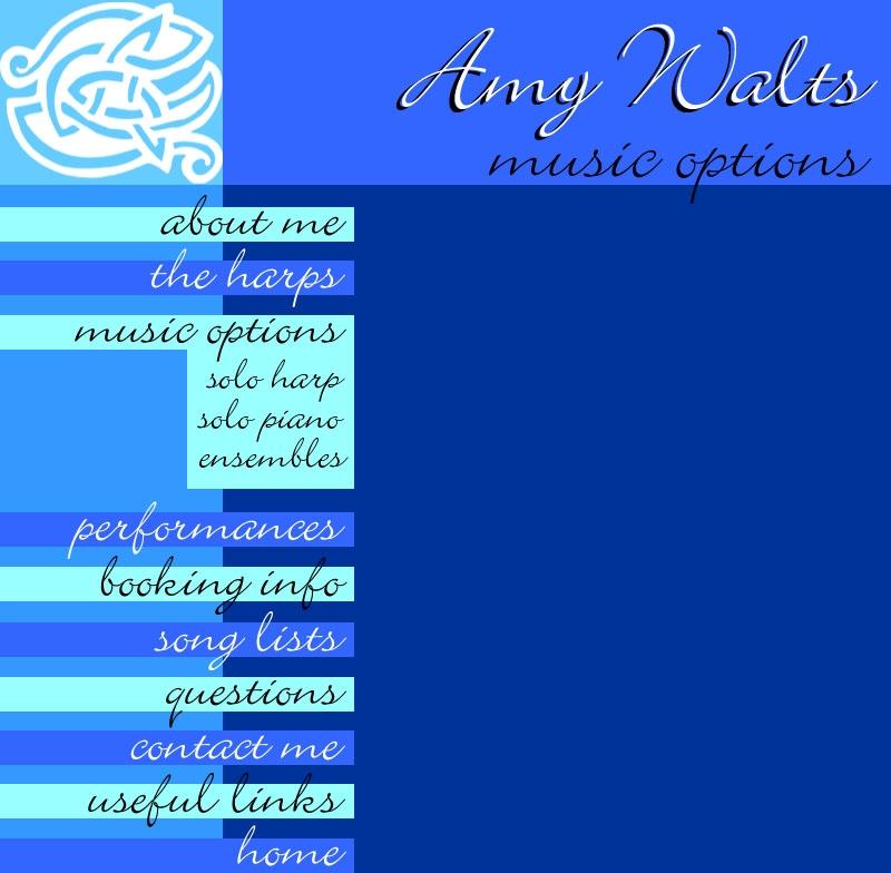 Harpchick: Music Options